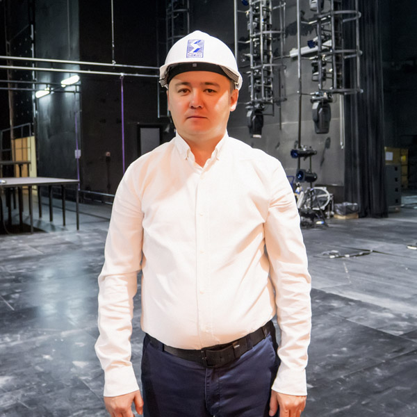 Ербол Берденов