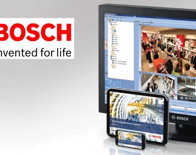 """Компания """"Самат шоу техник"""" представляет камеры видеонаблюдения с новыми возможностями от Bosch."""