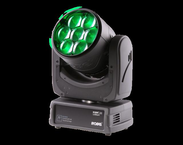 Компактный, яркий, надежный светодиодный световой прибор ROBIN® LED Beam 150