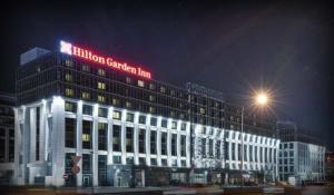 Отель «Hilton Garden Inn», г. Астана