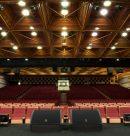 L-Acoustics охватывает равномерным звуком сложную геометрию Милад-Холла.