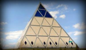 Дворец мира и согласия, г. Астана