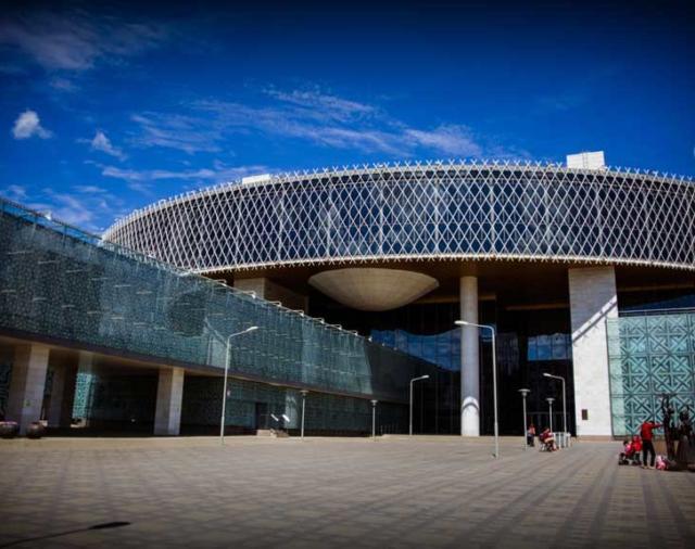 Дворец школьников, г. Астана