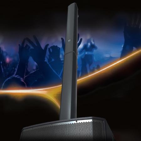 Самат шоу техник представляет новую акустическую систему iNSPIRE 3000 от компании TURBOSOUND.