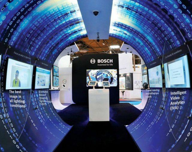 """Компания """"Самат шоу техник"""" выпускает решение видеоаналитики для розничных магазинов от Bosch"""