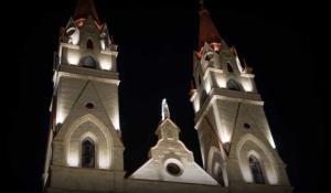 Католический собор в г. Караганда