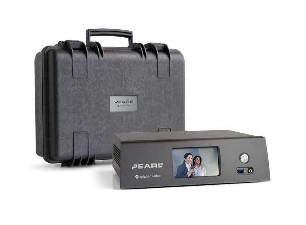 Epiphan pearl 2 – комплексное решение для захвата, трансляции и записи видео в одном устройстве.