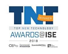 Разработка L-Acoustics в составе L-ISA получила награду «Лучшая новая технология» на Integrated Systems Europe 2018!