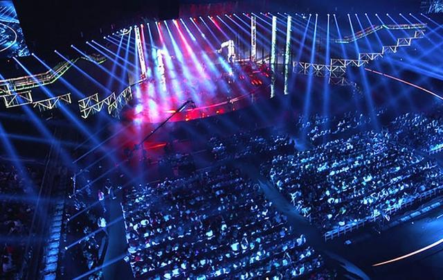 L-Acoustics – музыкальная основа Тайбей арены и шоу «Golden Melody Awards»