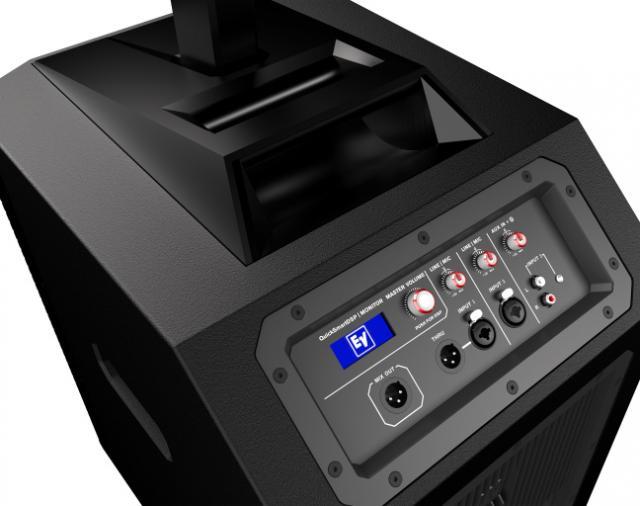 Новинка – портативная система EVOLVE 50 от компании ELECTRO-VOICE уже на нашем складе