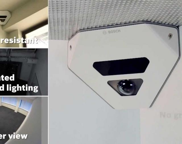 IP-видеокамера NCN-90022-F1 от Bosch Security Systems