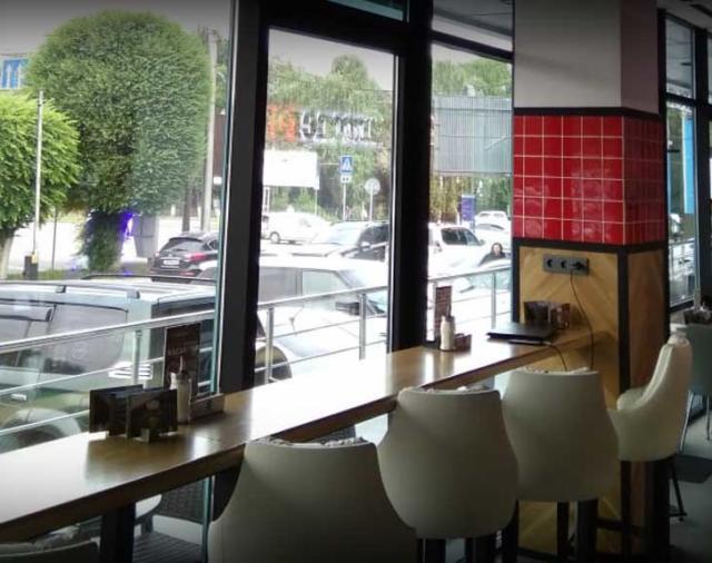 Кофейни «Marrone Rosso»