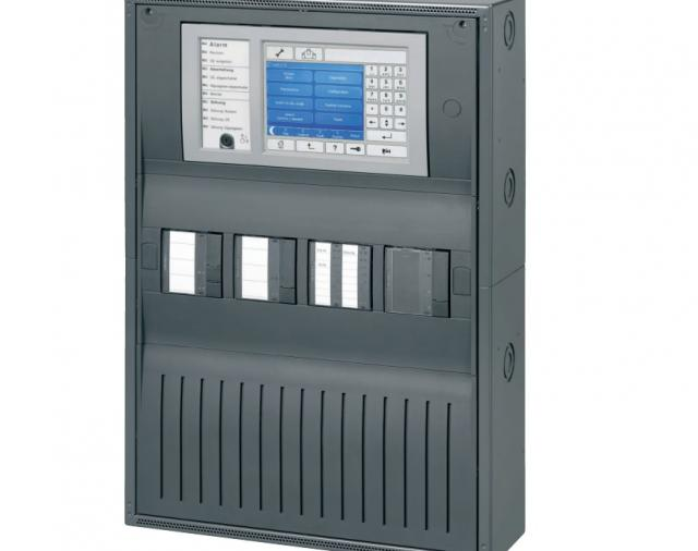 Противопожарная модульная панель FPA-1200-C от Bosch – оптимальный пожарный контроль малых и средних объектов!