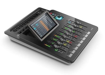 Компактный цифровой микшерный пульт Soundking DM20