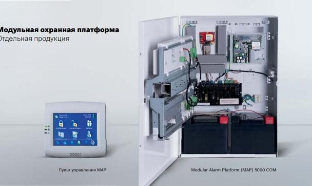 Гибкие технологии высочайшего класса от Bosch Security Systems, задающие новые стандарты.