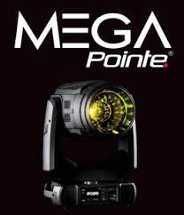 ROBE MegaPointe® - победитель в категории «лучший световой прибор» LiveDesign 2017-18, в котором сочетается высокая яркость и огромное количество функций.