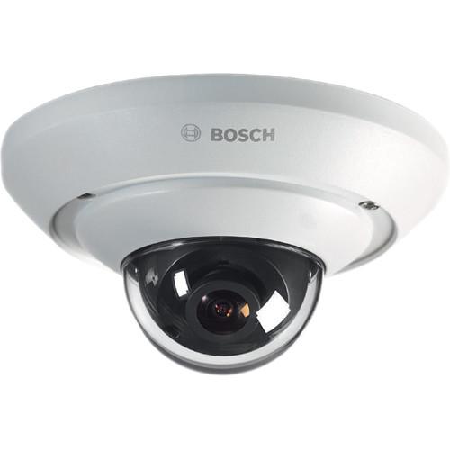Семейство компактных стильных вандалозащищенных IP-камер BOSCH Flexidomemicro 5000
