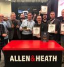 Компания Allen-Heath получила награду на международной выставке NAMM TEC Awards.