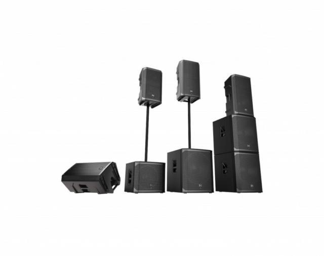 Electro-Voice ELX200 – 10P и ELX200 – 12SP, обзор активных громкоговорителей.