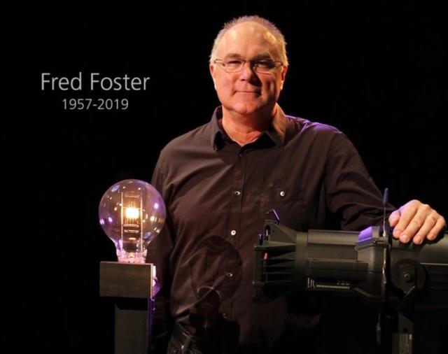 Генеральный директор ETC Фред Фостер скончался в возрасте 61 года.