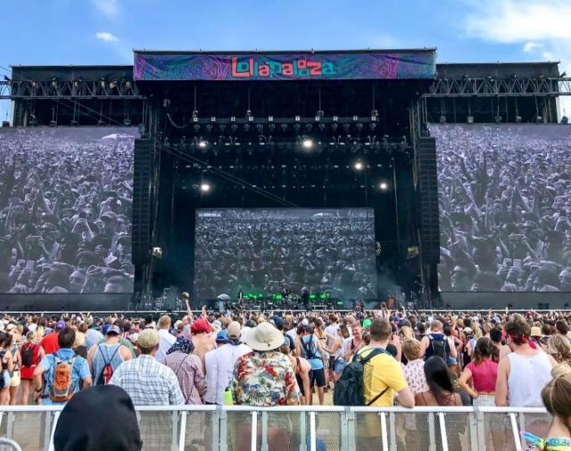 L-Acoustics – единственный вариант для фестиваля «Lollapalooza»