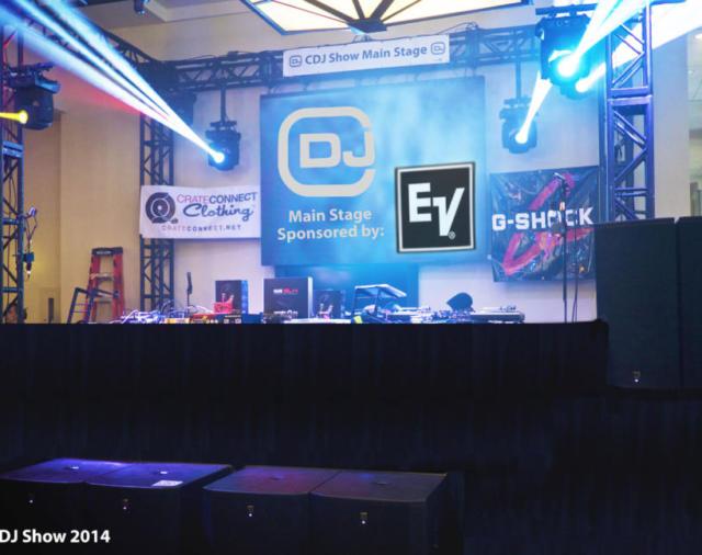 Линейка активной акустики ETX от компании Electro-Voice – отличное решение для DJ.