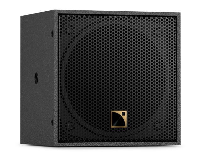 L-Acoustics представляет ультракомпактный коаксиальный X4i