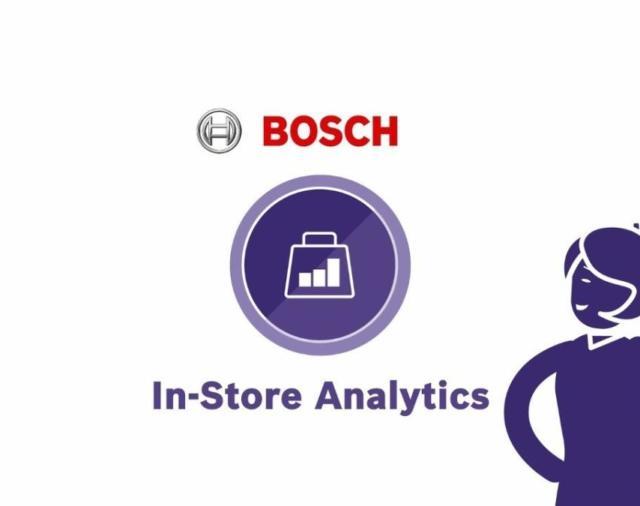 Повышайте качество обслуживания клиентов с инновационным решением от BOSCH In-Store Analytics Модуль Operations