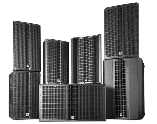 HK-Audio Linear 5 – мощное звуковое давление