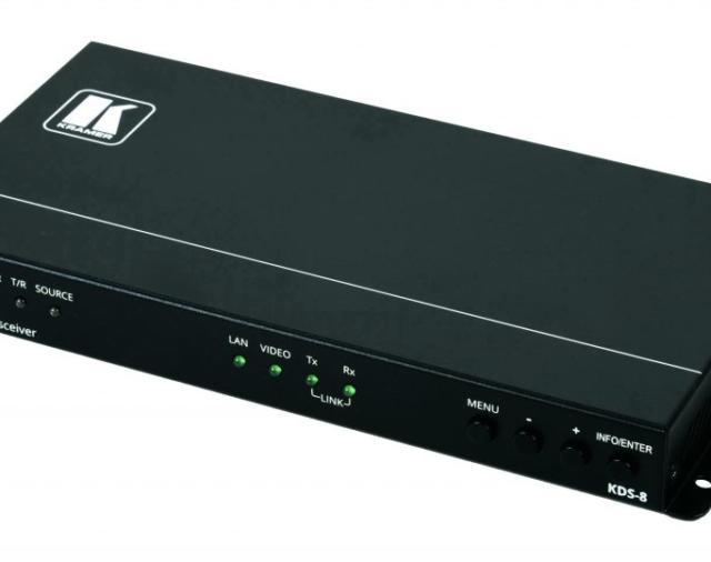 Моментальная передача 4K. Представляем универсальный приемник и передатчик AV over IP
