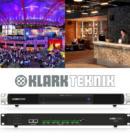 Компания Klark-Teknik расширяет возможности подключения с помощью нового устройства 8-канального выходного блока ULTRANET DM8008