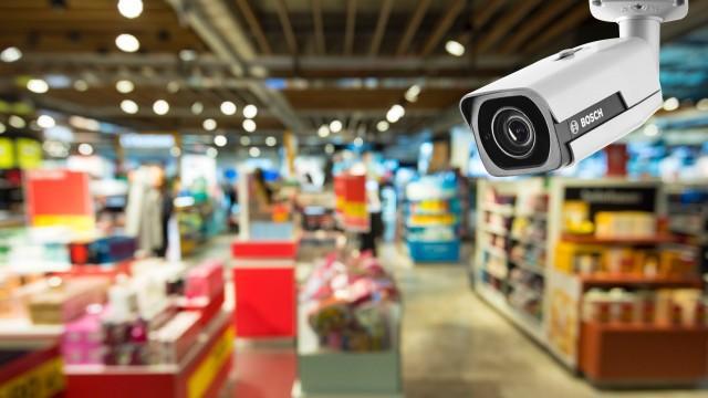 Специализированные и индивидуальные решения Bosch для оптимизации продаж в розничном магазине