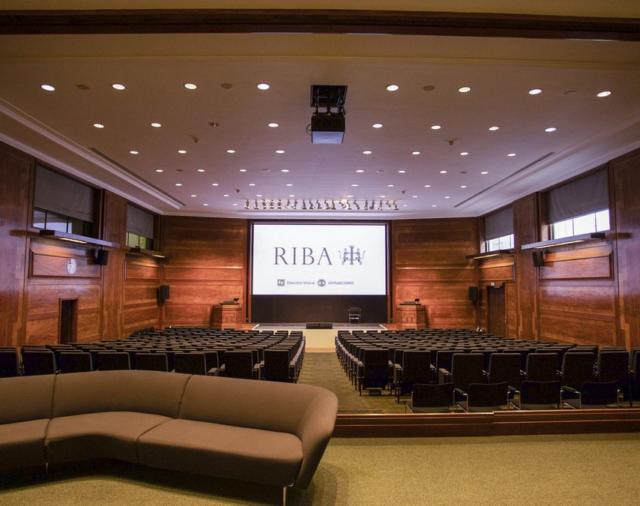 Electro-Voice и Dynacord – лучшее аудио решение для Королевского института британских архитекторов