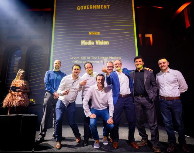Весь потенциал Taiden по достоинству оценён на InAVation Awards 2020!