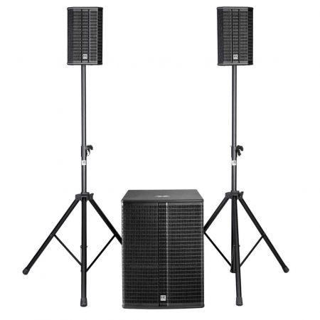 HK Audio Lucas 2K – мобильное решение для DJ