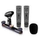 Компания Behringer представляет 2 согласованных студийных конденсаторных микрофона С-4