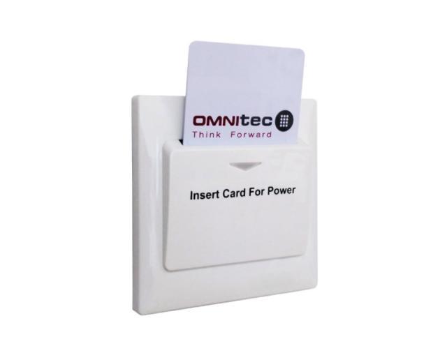 Энергосберегающие устройства в отели от «Omnitec Systems»