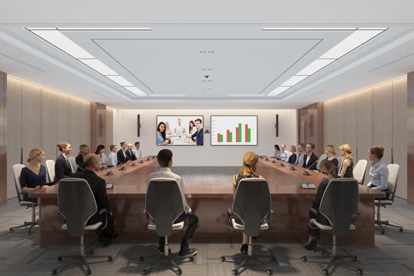 Решение от TAIDEN для интеграции с системами видеоконференцсвязи