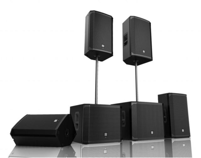 Electro-Voice EVID S44 - компактная звуковая система