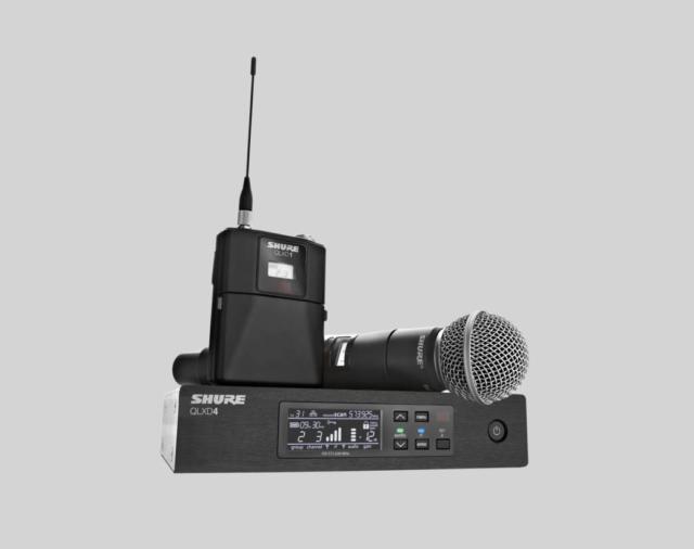 Цифровые беспроводные системы Shure обеспечивают чёткий звук в Миланском центре «MICO»