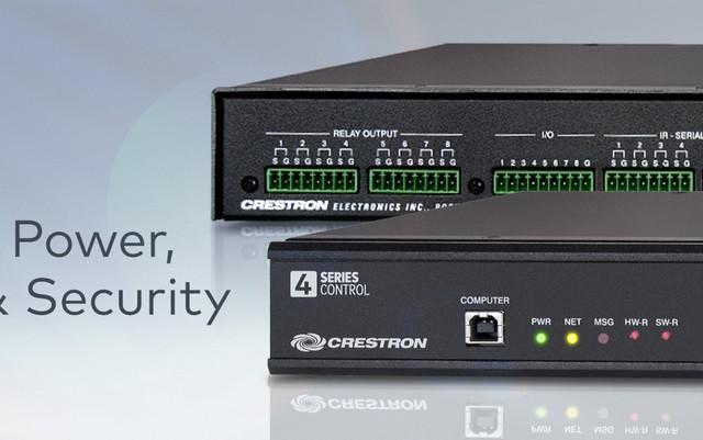 Совсем скоро! Новый Crestron CP4 и CP4N