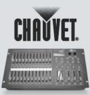 Компания Chauvet представляет Stage Designer 50 — театральный контроллер DMX