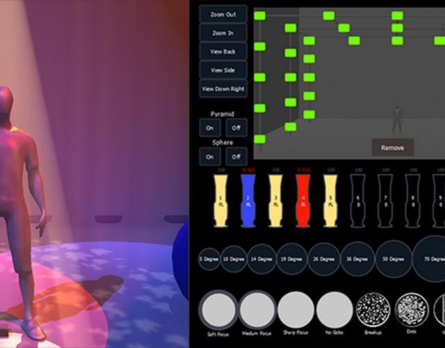 Программируйте и визуализируйте свет в 3D с помощью смартфона с дополненной реальностью Augment3d