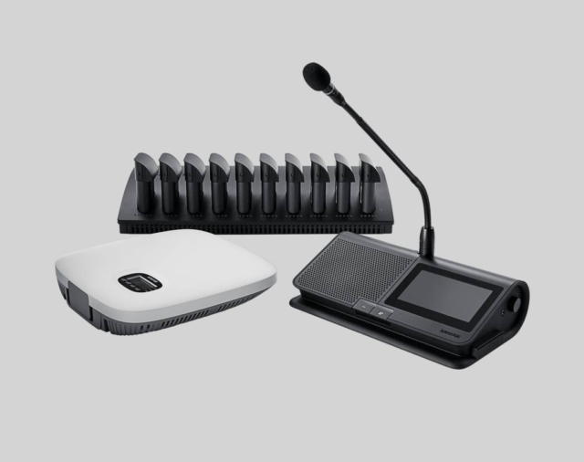 Бельгийский AV интегратор «SWING» выбирает Microflex Complete Wireless