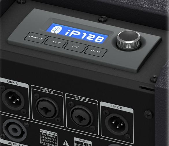 Комплект акустических систем от компании TURBOSOUND BUNDLE iP12
