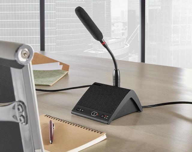 Shure добавляет новые портативные устройства конференц-связи в систему Microflex Complete