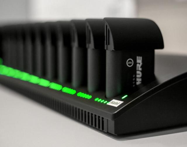 Shure Microflex® Complete Wireless обеспечивает непрерывность работы окружного совета Германии