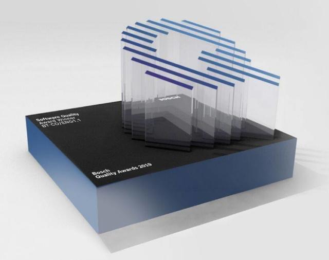 Bosch PRAESENSA и DICENTIS удостоились почетной премии Bosch Quality Awards.