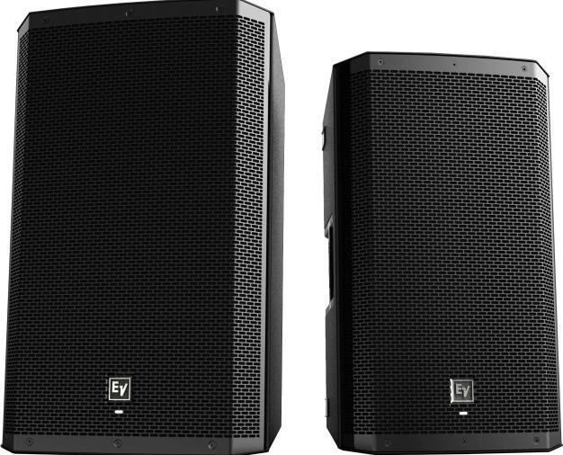 Новое поступление - Electro-Voice ZLX 12BT и ZLX 15BТ