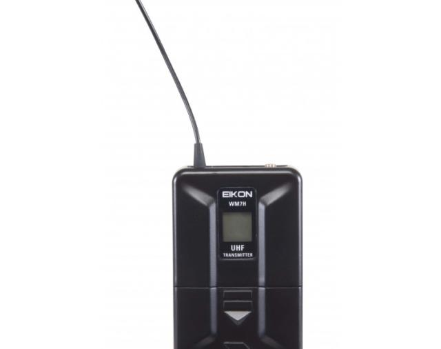 К нам на склад поступила новинка – бюджетная радиосистема с двумя разными микрофонами в комплекте! Proel (Eikon) – WM700H